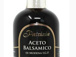 Aceto Balsamico di Modena I.G.P. Blu Patrizia