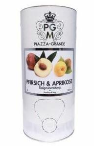 Piazza Grande Essigzubereitung Pfirsich & Aprikose
