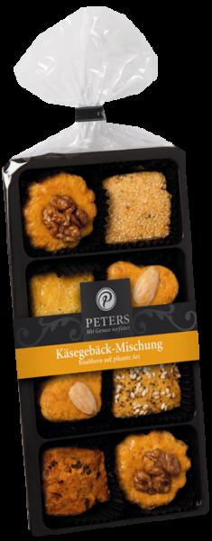 Käsegebäckmischung Confiserie Peters