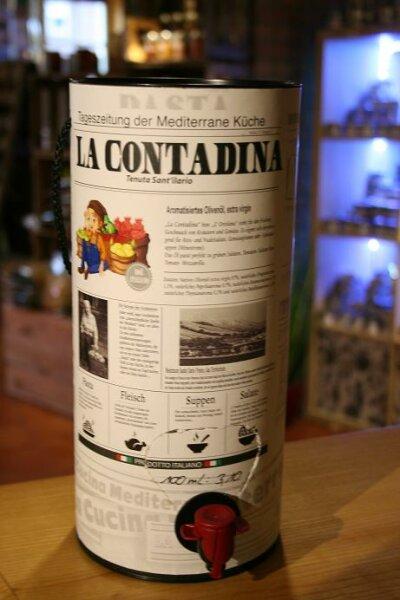 La Contadina WürzOlivenöl Würzwerk