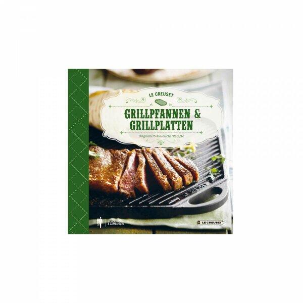 Kochbuch Grillpfannen und Grillplatten