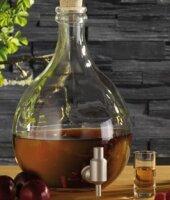 Kirsch Whisky Likör,  30% vol.