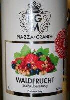 Piazza Grande Waldfrucht Essigzubereitung 100 ml
