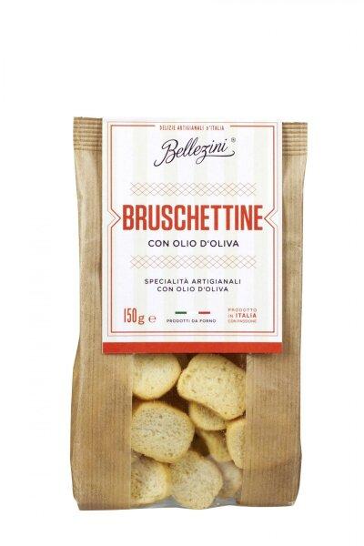 Bruschettine con Olio d Oliva