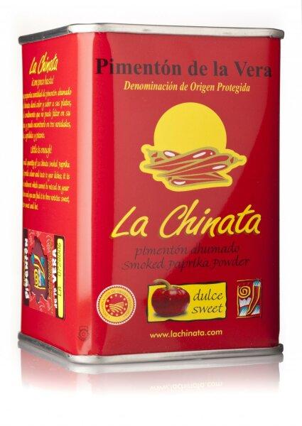 Pimenton de la Vera dulce - geräuchertes Paprikapulver