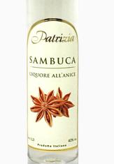 Sambuca - Anislikör, 40% vol. Patrizia