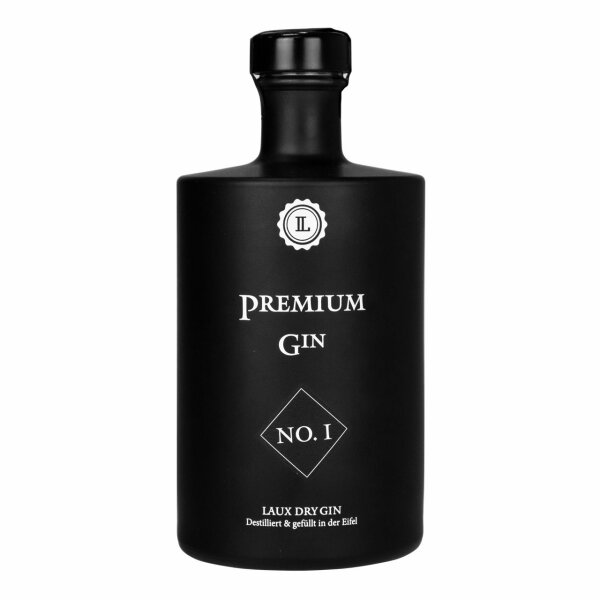Laux Premium Gin No. 1 mit 45% vol.