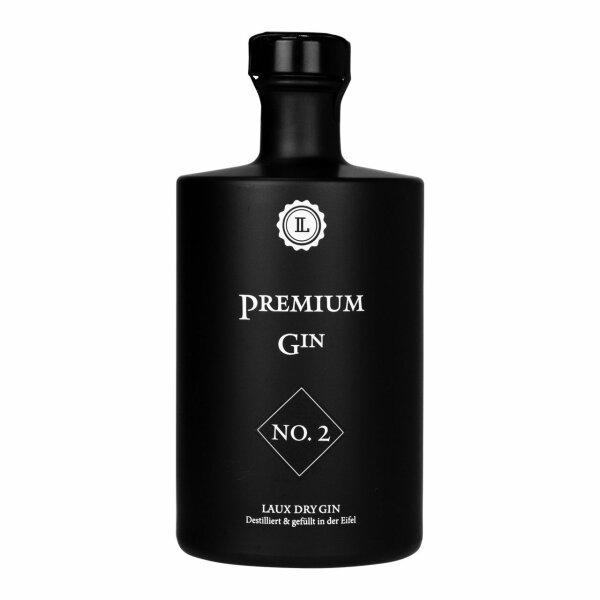 Laux Premium Gin No. 2 mit 45% vol.