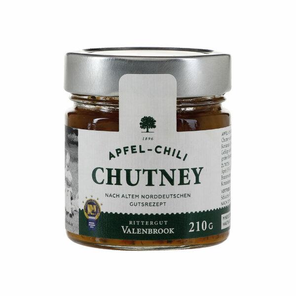 Apfel Chili Chutney vom Rittergut Valenbrook