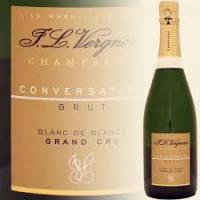 Conversation Champagner Grand Cru J.L.Vergnon