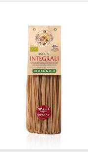Morelli Linguine aus Vollkorn-Hartweizengriess