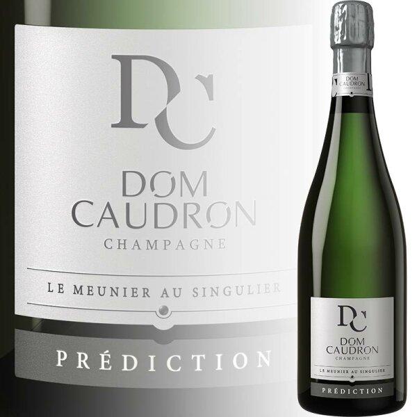 Champagner Prédiction Brut (Dom Caudron)
